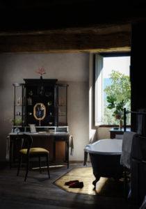 Bedroom Castello di Reschio