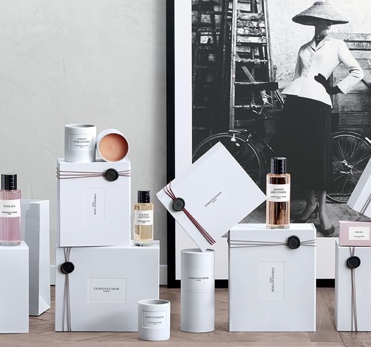Collection parfums privés Dior